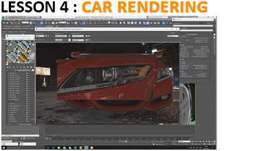 Redshift in Production | Proteus VFX School