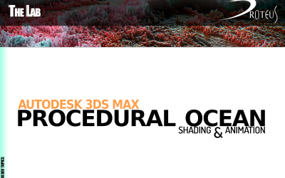 Procedural Ocean Shading and Animation