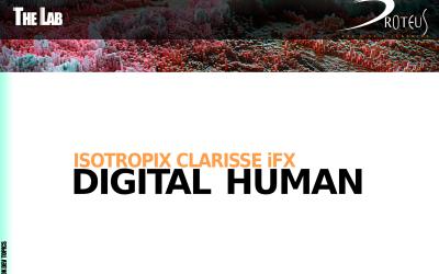 Isotropix Clarisse iFX – Digital Human