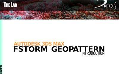 FStorm Geopattern introduction