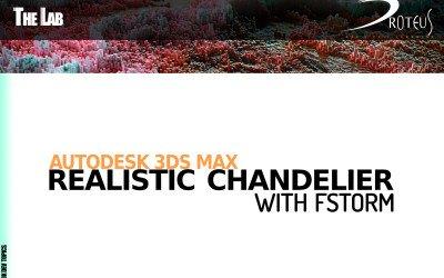 FStorm Realistic Chandelier